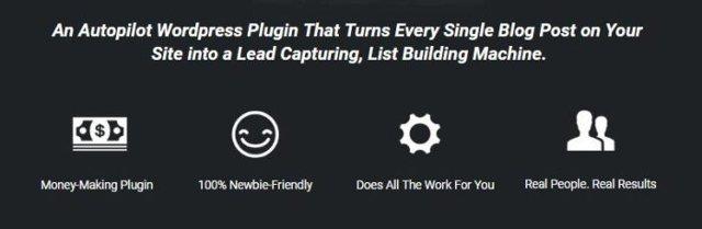 WP Leads Machine Benefits