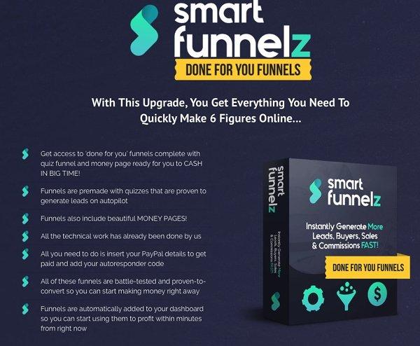 Smartfunnelz Sales Funnel Software